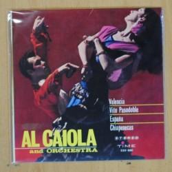 AL CAIOLA - VALENCIA + 3 - EP