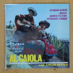 AL CAIOLA - GUADALAJARA + 3 - EP