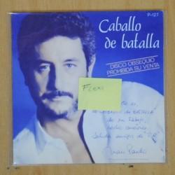 JUAN PARDO - CABALLO DE BATALLA - SINGLE FLEXI