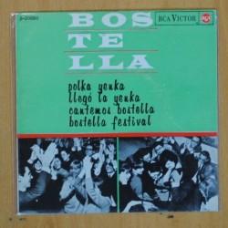 CHELY GARRIDO QUARTET - POLKA YENKA + 3 - EP