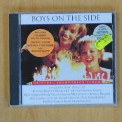 VARIOS - BOYS ON THE SIDE - CD