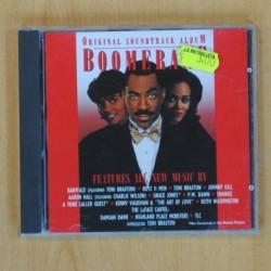 VARIOS - BOOMERANG - CD