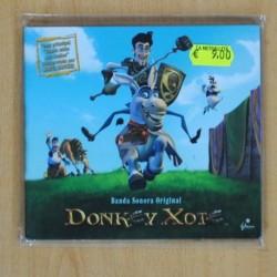 VARIOS - DONKEY XOTE - CD
