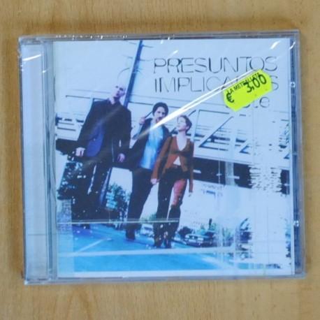 PRESUNTOS IMPLICADOS - SIETE - CD