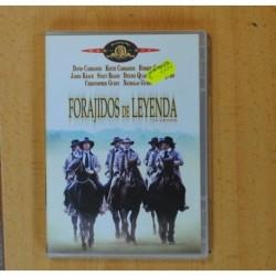 FORAJIDOS DE LEYENDA - DVD