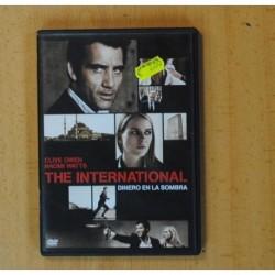 THE INTERNATIONAL - DVD