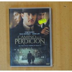 CAMINO A LA PERDICION - DVD
