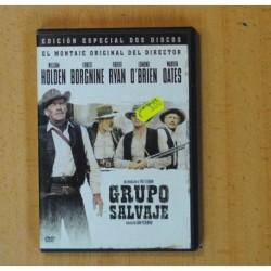 GRUPO SALVAJE - DVD
