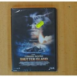 SHUTTER ISLAND - DVD