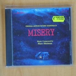 MARC SHAIMAN - MISERY - CD