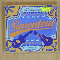 SIMENTERA - MUSICA DE CABO VERDE - CD