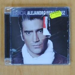 ALEJANDRO SANZ - ESENCIAL - CD