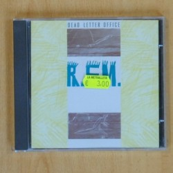 REM - DEAD LETTER OFFICE - CD