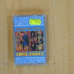 TIGERTAILZ - YOUNG AND CRAZY - CASSETTE