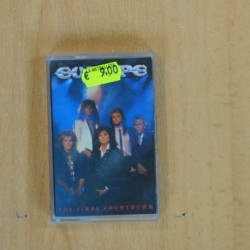 EUROPE - THE FINAL COUNTDOWN - CASSETTE