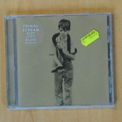 PRIMAL SCREAM - RIOT CITY BLUES - CD