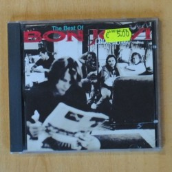 BON JOVI - THE BEST OF BON JOVI CROSSROAD - CD