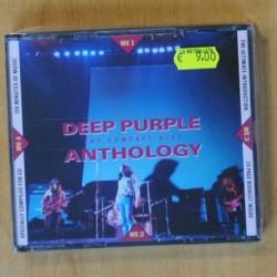 DEEP PURPLE - ANTHOLOGY - CD