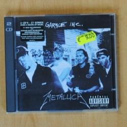 METALLICA - GARAGE INC - 2 CD