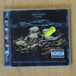 LIMP BIZKIT - CHOCOLATE STARFISH AND THE HOT DOG FLAVORED WATER - CD