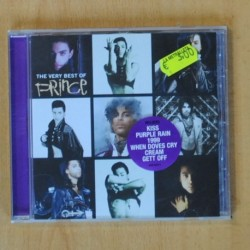 PRINCE - THE VERY BEST OF - CD