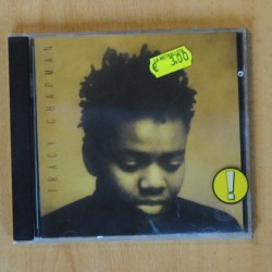 TRACY CHAPMAN - TRACY CHAPMAN - CD