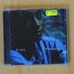SADE - PROMISE - CD