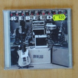 LOS REBELDES - BASICAMENTE - CD