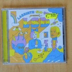 LABRINTH / SIA / DIPLO PRESENT LSD - LSD - CD