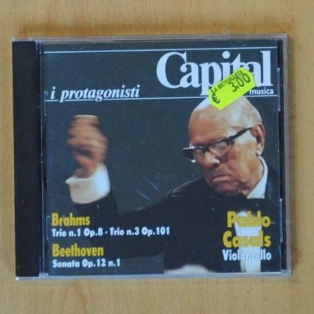PABLO CASALS - BRAHMS / BEETHOVEN - CD