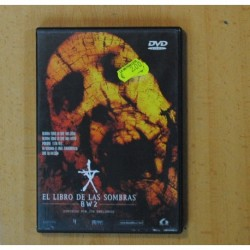 EL LIBRO DE LAS SOMBRAS - DVD
