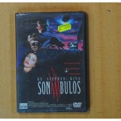 SONAMBULOS - DVD