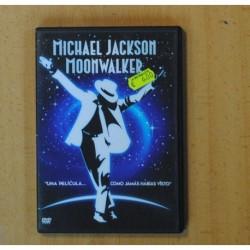 MICHAEL JACKSON - MOONWALKER - DVD
