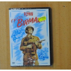 OBJETIVO BIRMANIA - DVD
