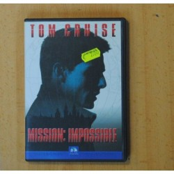 MISSION IMPOSSIBLE - DVD