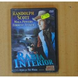 RABIA INTERIOR - DVD