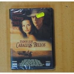 TODOS LOS CABALLOS BELLOS - DVD