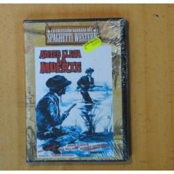 ANTES LLEGA LA MUERTE - DVD