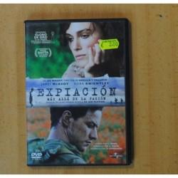 EXPIACION - DVD
