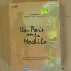 UN PAIS EN LA MOCHILA - DVD