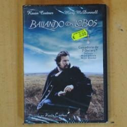 BAILANDO CON LOBOS - DVD