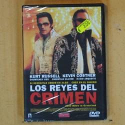 LOS REYES DEL CRIMEN - DVD