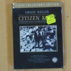 CITIZEN KANE / THE BATTLE OVER CITIZEN KANE - VERSION ORIGIANL SUBTITULOS COREANO - DVD