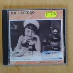 MILLADOIRO - GALICIA NO PAIS DAS MARAVILLAS - CD