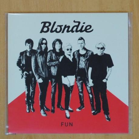 BLONDIE - FUN / MY MONSTER - SINGLE
