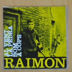 RAIMON - AL VENT + 3 - EP