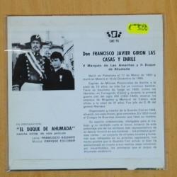 PABLO SOROZABAL - MARCELINO PAN Y VINO + 3 - EP [DISCO VINILO]