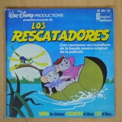 LOS RESCATADORES - CUENTO - SINGLE