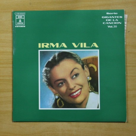 IRMA VILA Y SU MARIACHI - IRMA VILA - LP