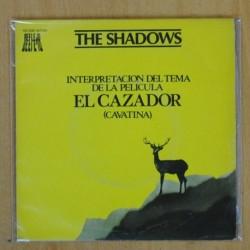 THE SHADOWS - CAVATINA / BERMUDA TRIANGLE - SINGLE